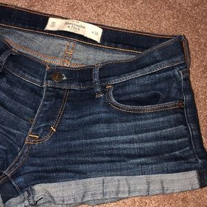 Abercrombie& Fitch Jean Shorts